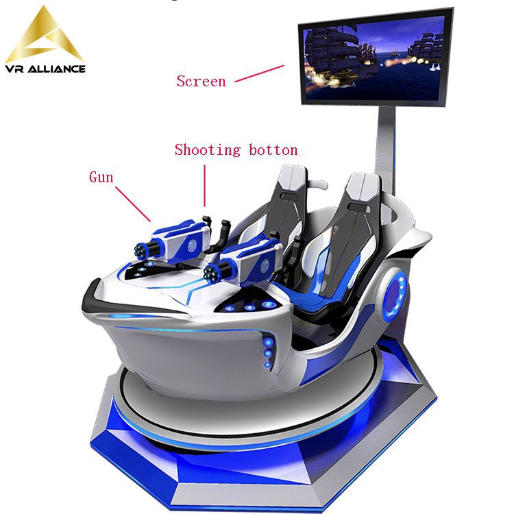 9D VR Cinema Chair