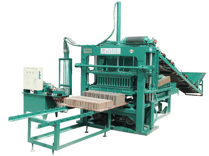 6-15 Type Cement Brick Making Machine