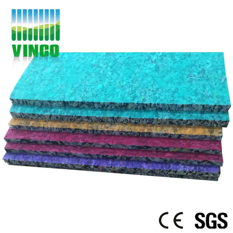 Flooring Accessories Type and Moisture-Proof Underlay Flooring Accessories type pu foam underlay