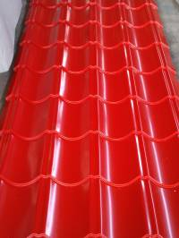 Prepainted galvanized steel sheet /roof covering/wall cladding
