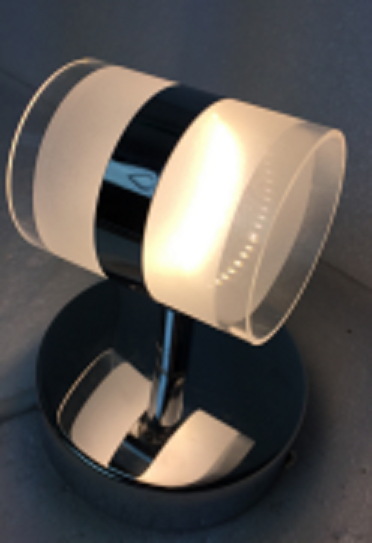 2.5W frosted acrylic LED spot lamp-S70491