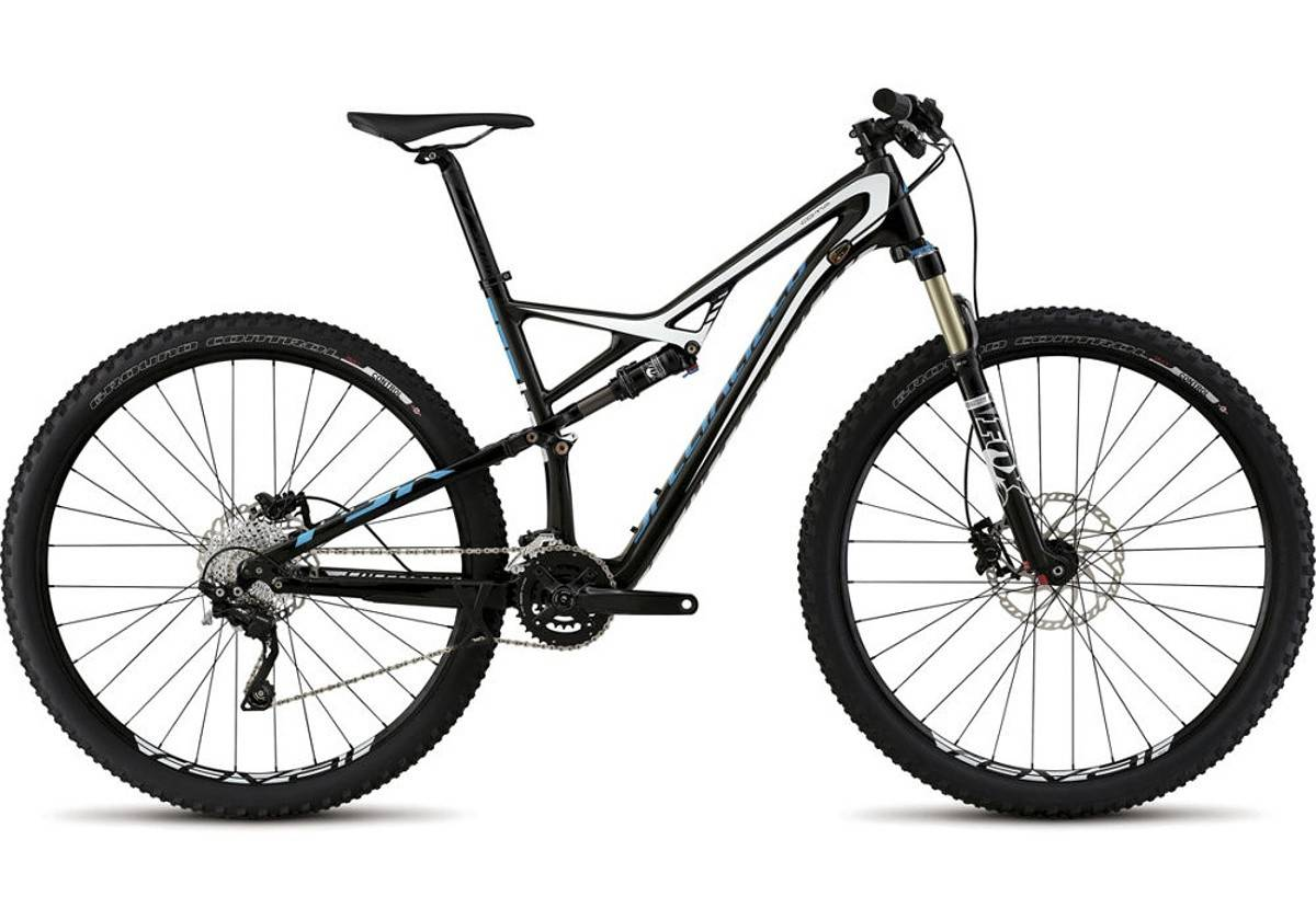 Specialized Camber Comp Carbon Mountain Bike 2015 $2,450.00