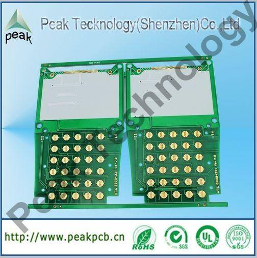 China high quality multilayer pcb board with ENIG finishing