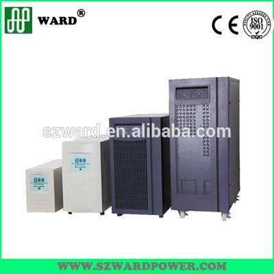 Three phase input and three phase output online UPS Battery EX33 20-80KVA,380vac/220vac