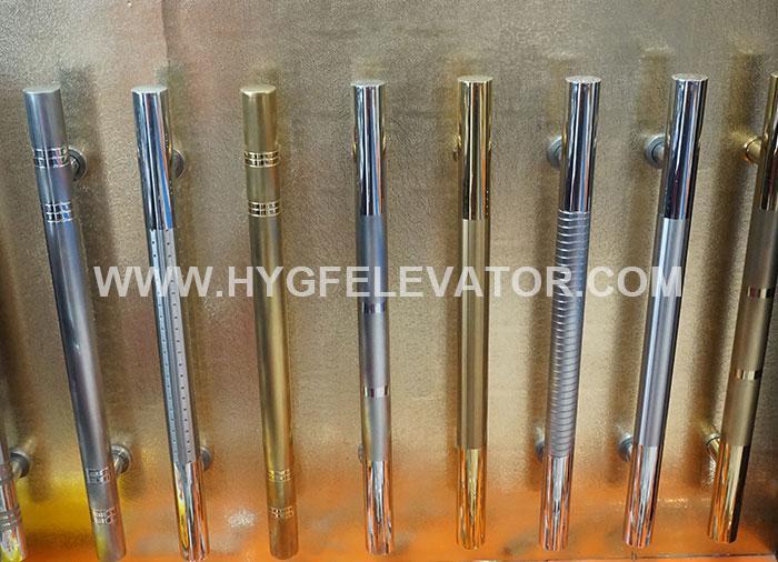 Stainless Steel Elevator Handrails