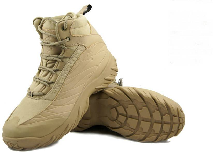 Tactical Oakley Boots Tan color waterproof oakley boots