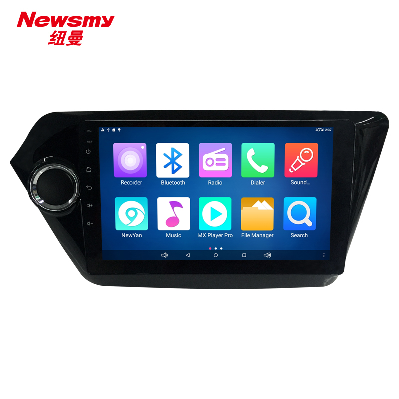 NM9053-H-H0 (KIA K2 2011-2015) no canbus Newsmy CarPad4 head unit Android 5.0 with Newyan APP