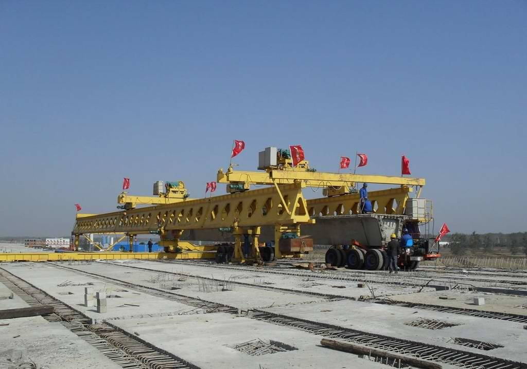 HZQ30/80 highway launching girder