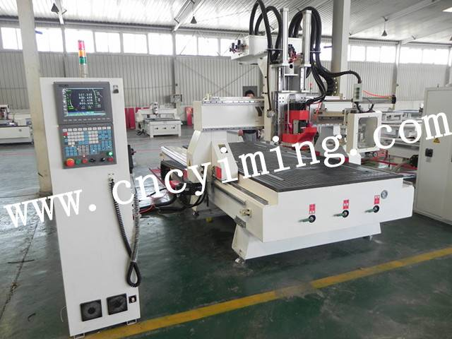 cnc router for processing wood door