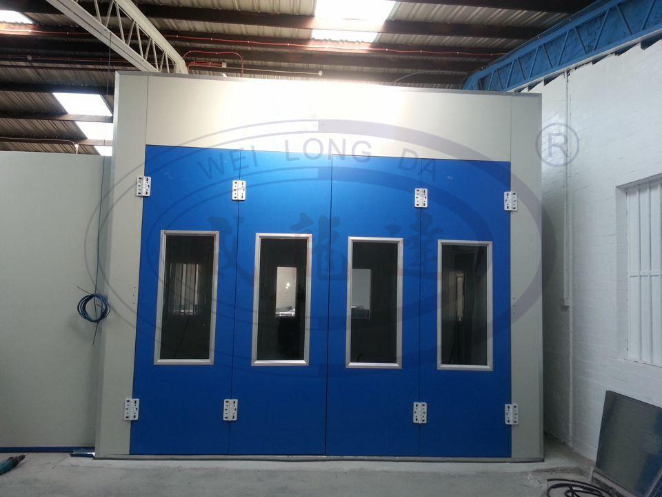WLD9000AU Luxury Australia Garage Car Spray Booth/Paint Booth