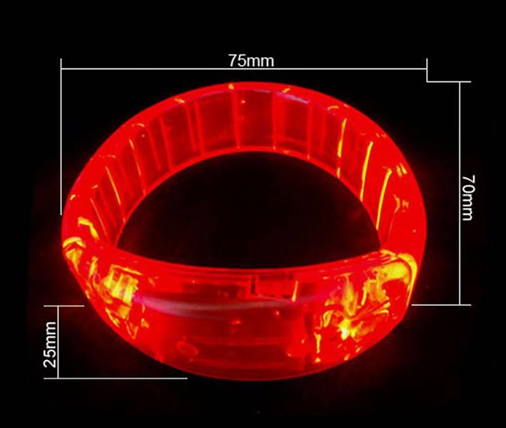 LED Wristband Bracelet:AN-027