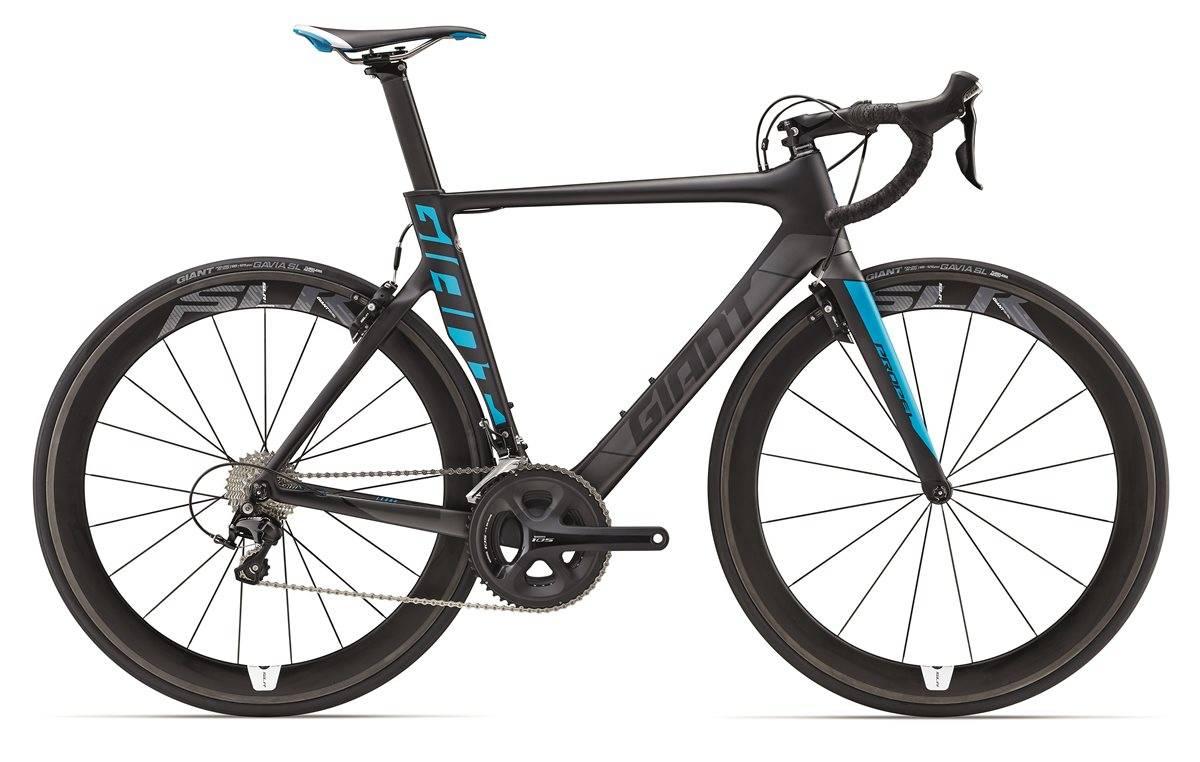 Giant Propel Advanced Pro 2 2017 - Road Bike