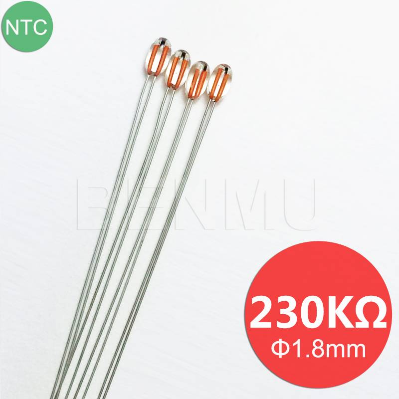 MGB18 230K 5% 4130 4537 NTC Thermistor resistor for High temperature sensors 3D Printer+Heater+Stove