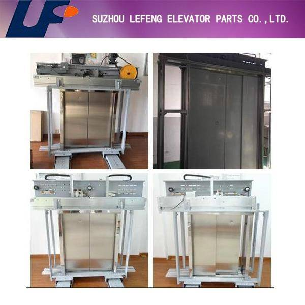 High quality and cheap Mitsubishi Type center/side opening elevator cabin door operator with Two/Fou