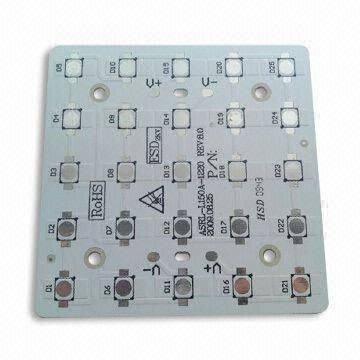 SmartBes~Aluminium PCB ,led pcb board,led round pcb board