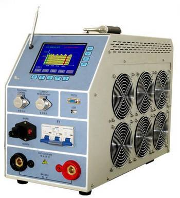 CT Series Battery Discharger & Capacity Tester