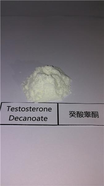 99.5%Min Purity Testosterone Decanoate CAS: 5721-91-5 for Bodybuilding