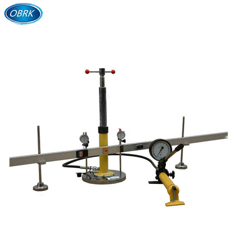 50KN Plate Load Test Device/Bearing Capacity Test of Soil