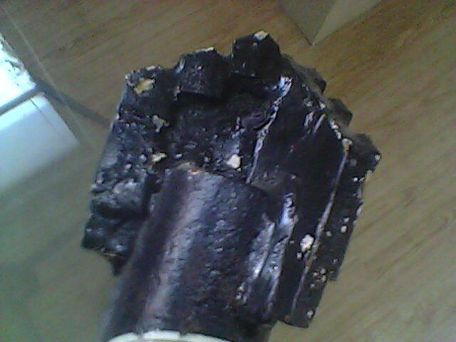 Steped drill bit