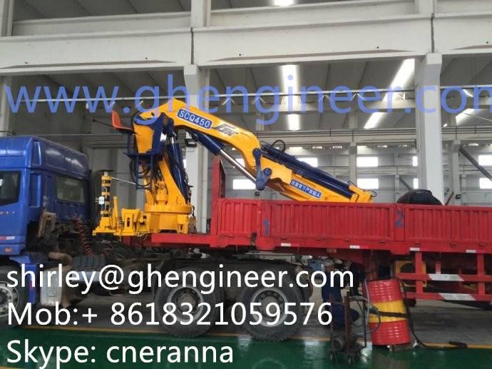 GHE3.2SA1 Truck Mounted Crane
