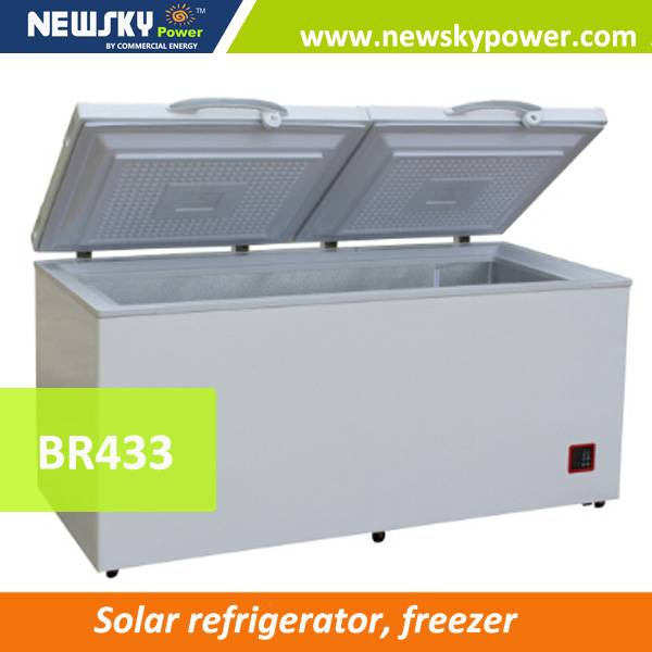 Ice Cream Freezer 12v DC Refrigerators Freezers