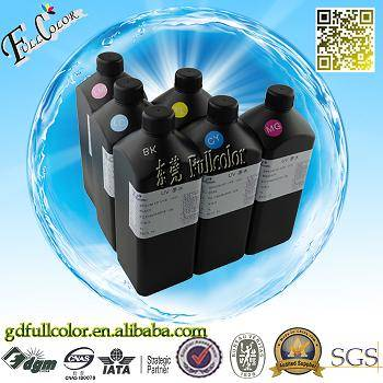 Roland LEC-540 LED UV Curing Ink for Printing on both Roll Media & Rigid Substrates