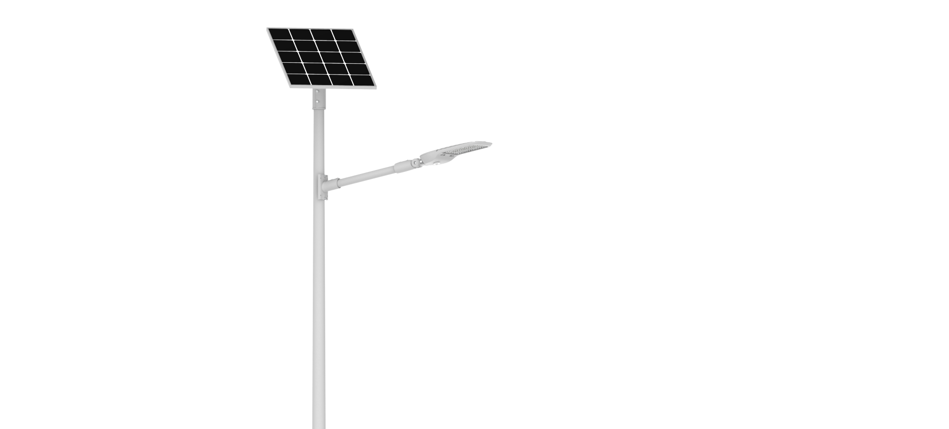 STD Series 50W/75W Solar Led Street Light
