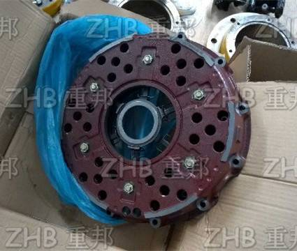 SHANTUI road roller parts driven disc
