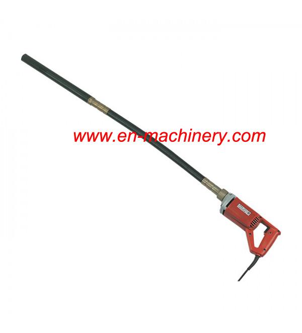 hand held portable insertion electrical vibrator /handy vibrator concrete vibrator