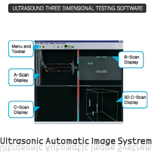 Ultrasound Three Dimensional Testing Software