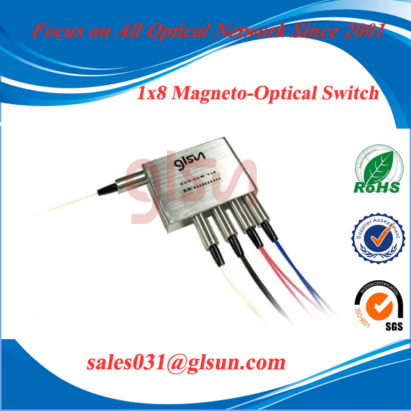 1x8 Magneto-Optical Switch