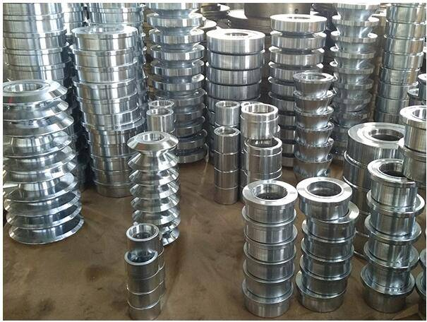 Rolls for Cold Formed Section Steel