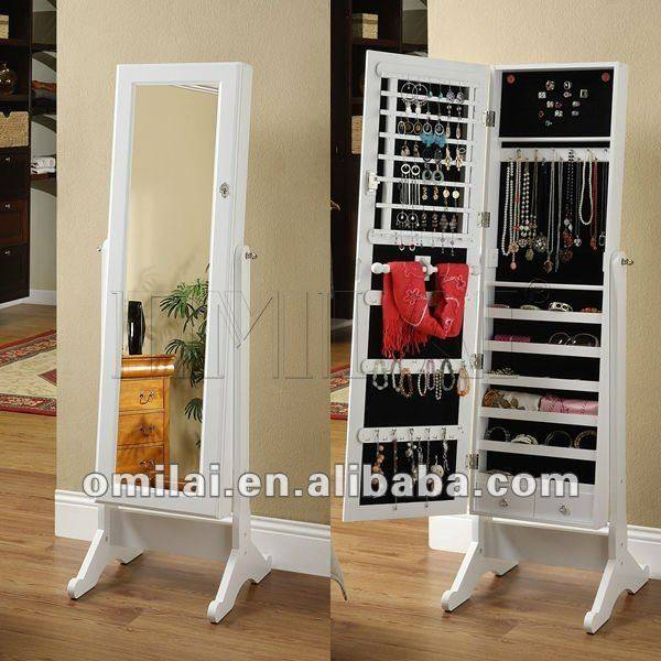 living room furniture Jewelry mirror cabinet