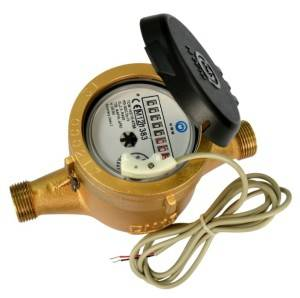 Rotary Piston Volumetric Water Meter with Class D
