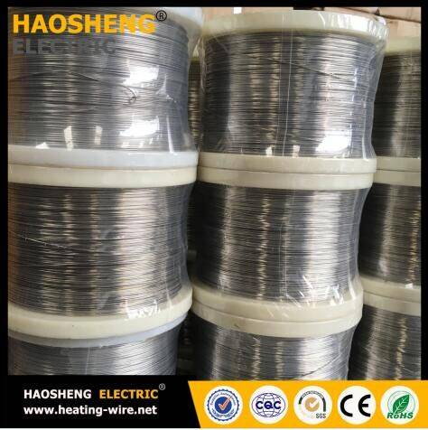 fecral resistance heating bare round wires