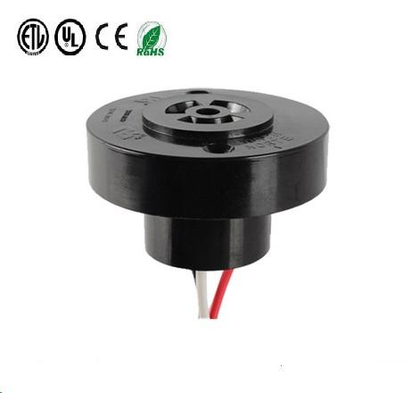 Twist-Lock Base Receptacle Socket Female Connector ANSI C136.10 Photocontrol