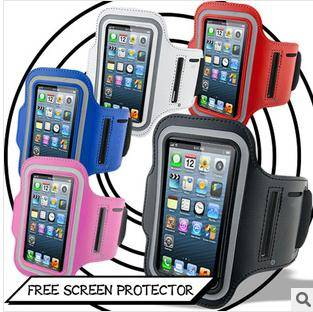 Sell for i5 i4 protective sleeve sport arm band mobile phone arm sleeve sport