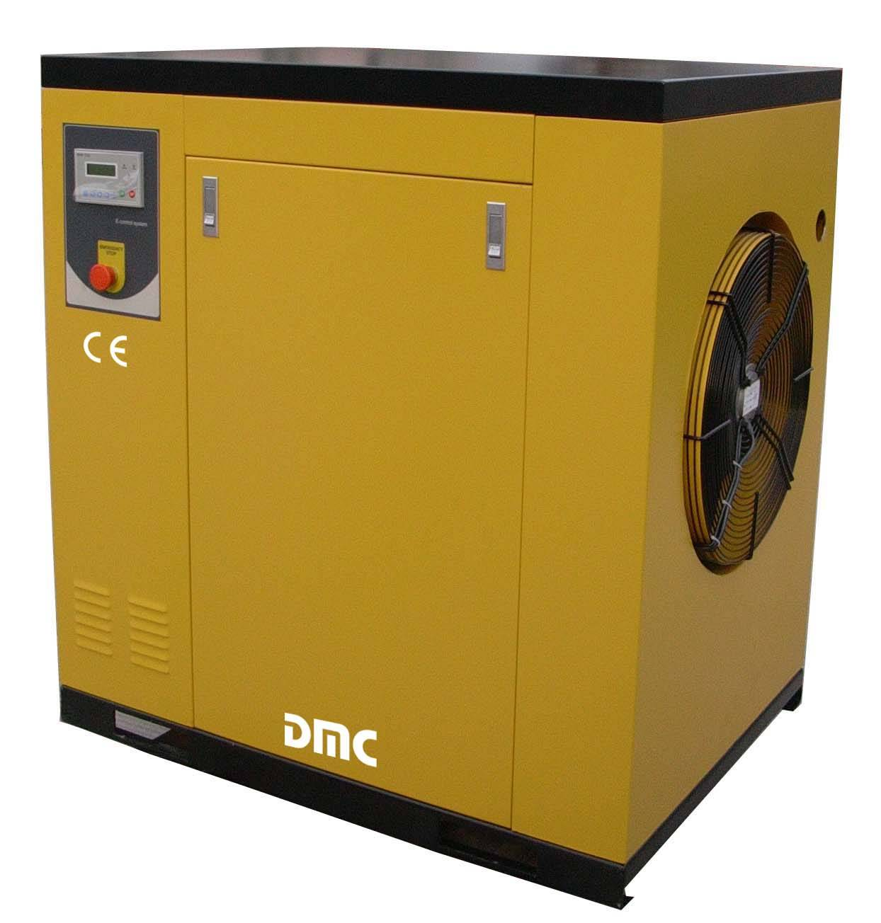 15hp screw compressor with build-in dryer