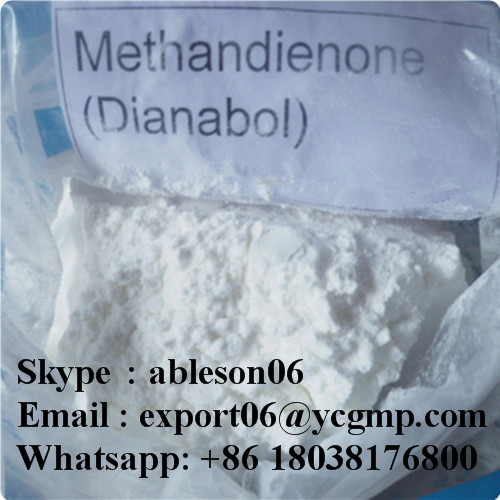 Bulking Steroids Powder Metandienone Dianabol for Muscle Mass Growth