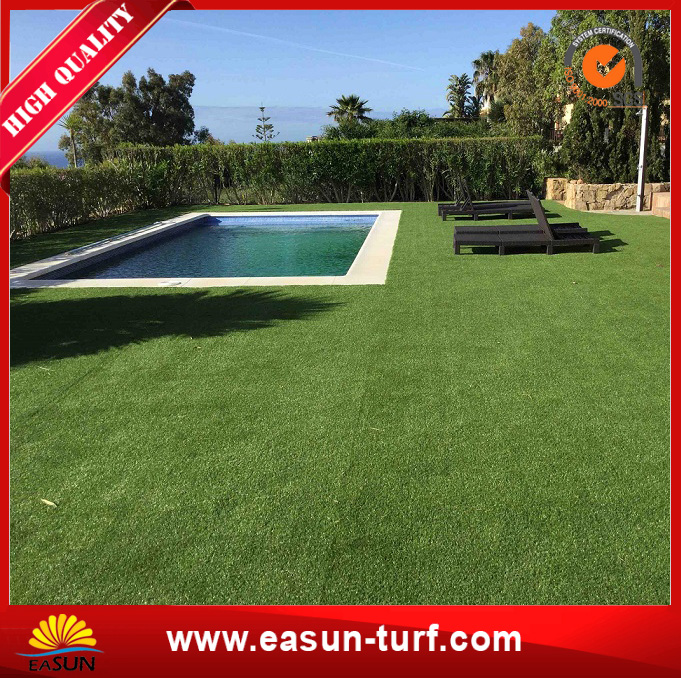 China Hot Selling 25MM Landscaping PE PP Artificial Grass-AL