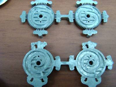 zinc alloy mold