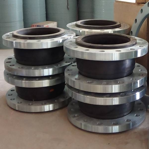 DN150 Single sphere rubber expansion joints