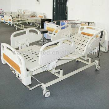 BAE301MA Electric and Manual Hospital Bed