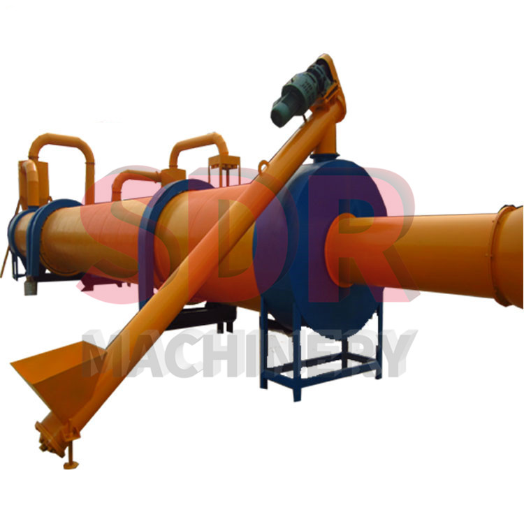 Shindery rotary drum dryer machine,wood chips drying machine