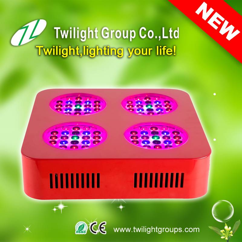 high quality modular integrated LED best for flowering and fruiting 4x50w led grow light kit
