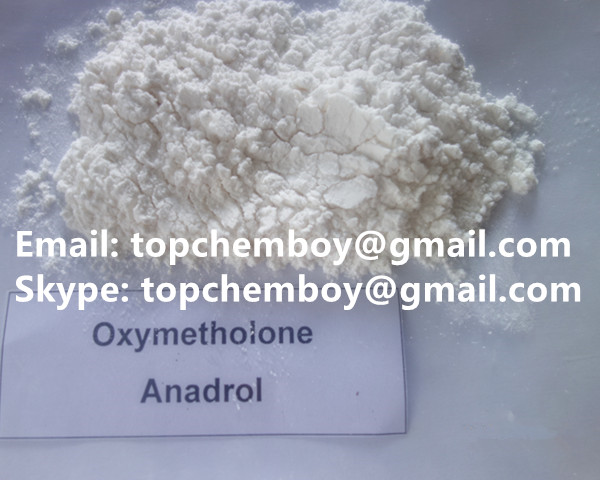 Bodybuilding Steroids Powder Oxymetholone Anadrol with Safe Delivery for muscle gain CAS NO.434-07-1