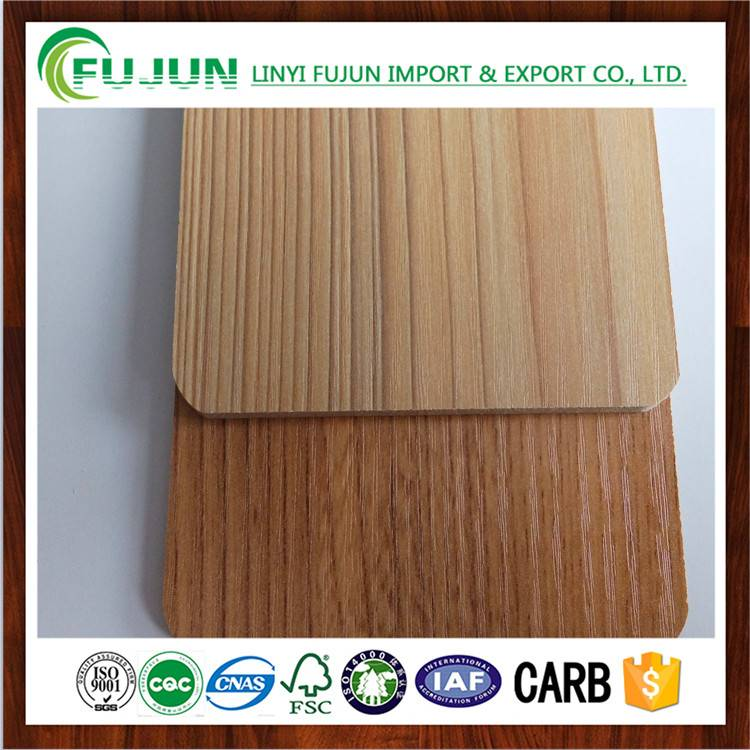 chinese factory direct sale fiberboard mdf sheet