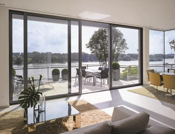 Easy To Use UPVC Sliding Door And Window With New Design