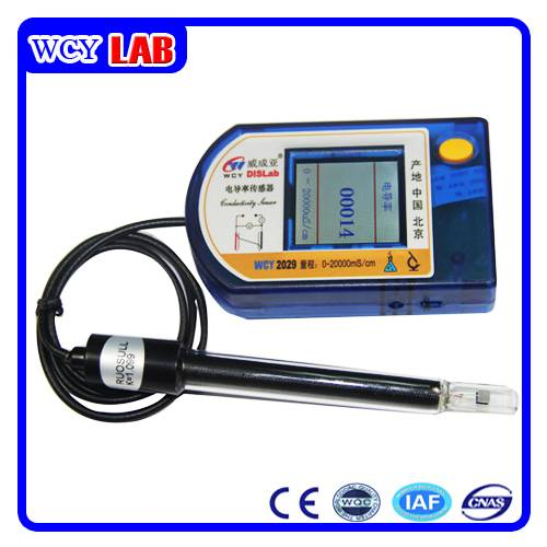 USB Conductivity Sensor  with LCD Screen