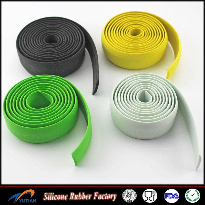 Wholesale New Silicone Foam Bicycle Handlebar/Handle Bar Grip Tape